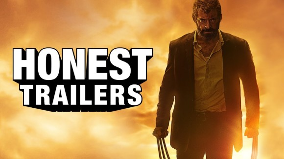 ScreenJunkies - Honest trailers - logan (200th episode!!)