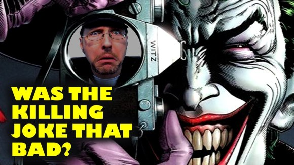 Channel Awesome - Was the killing joke that bad?