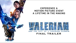 Valerian and the City of a Thousand Planets (2017) video/trailer