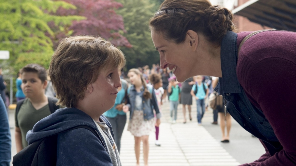 Onherkenbare Jacob Tremblay in trailer 'Wonder'