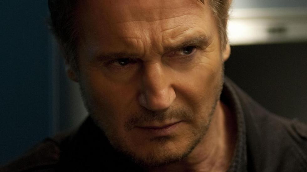 Eerste blik op Liam Neeson als Deep Throat in thriller 'The Silent Man'