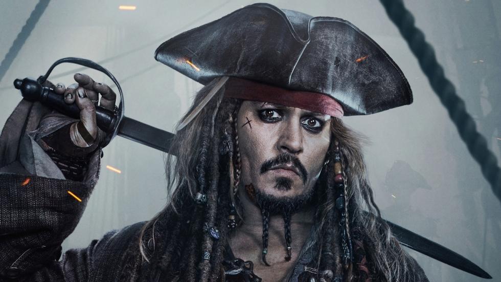 Johnny Depp bepaalt toekomst 'Pirates of the Caribbean'