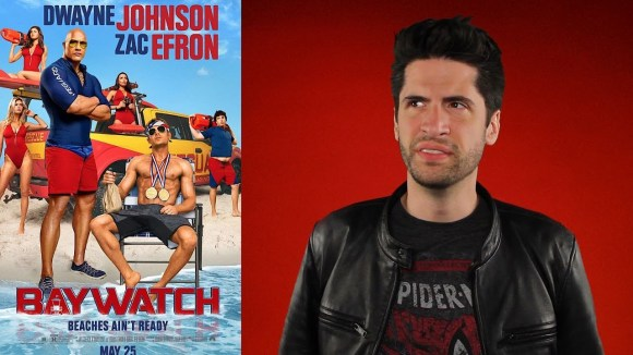 Jeremy Jahns - Baywatch - movie review
