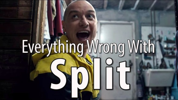 CinemaSins - Everything wrong with split in 16 minutes or less