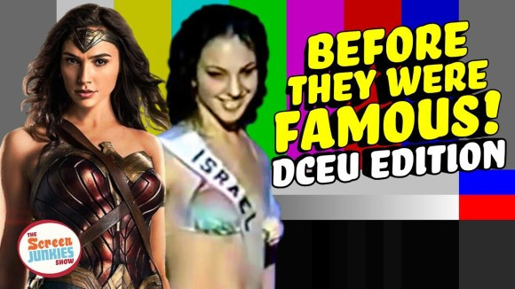 ScreenJunkies - Before they were famous #7: dceu edition!