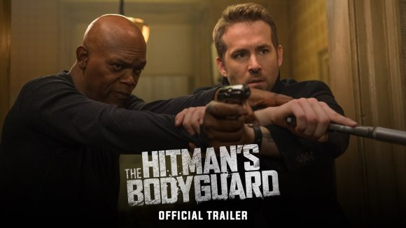 The Hitman\'s Bodyguard - Trailer