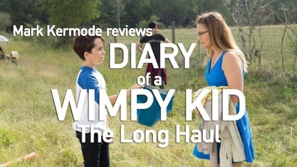 Kremode and Mayo - Diary of a wimpy kid: the long haul reviewed by mark kermode