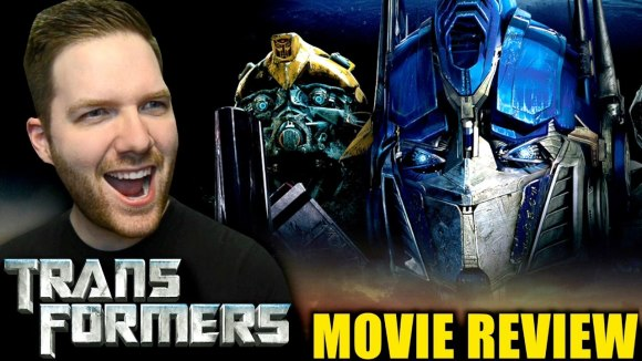 Chris Stuckmann - Transformers - movie review