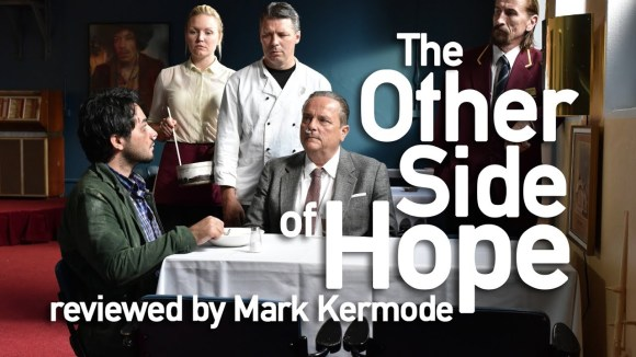 Kremode and Mayo - The other side of hope reviewed by mark kermode