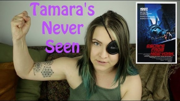 Channel Awesome - Escape from new york - tamara's never seen