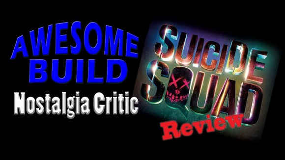 Channel Awesome - Suicide squad - awesome build