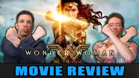Schmoes Knows - Wonder woman movie review
