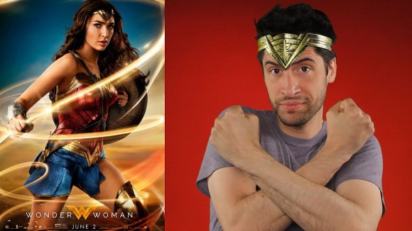 Jeremy Jahns - Wonder woman - movie review