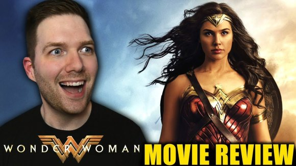 Chris Stuckmann - Wonder woman - movie review