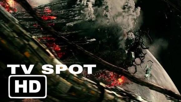 Transformers: The Last Knight - TV Spot: Hidden