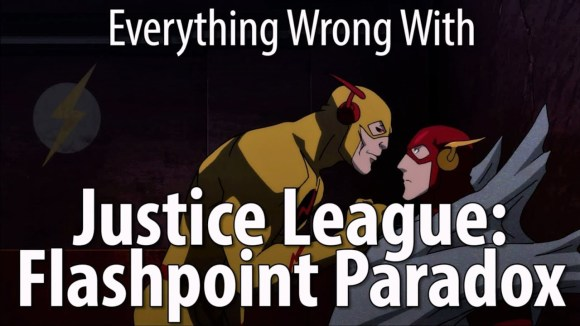 CinemaSins - Everything wrong with justice league: flashpoint paradox