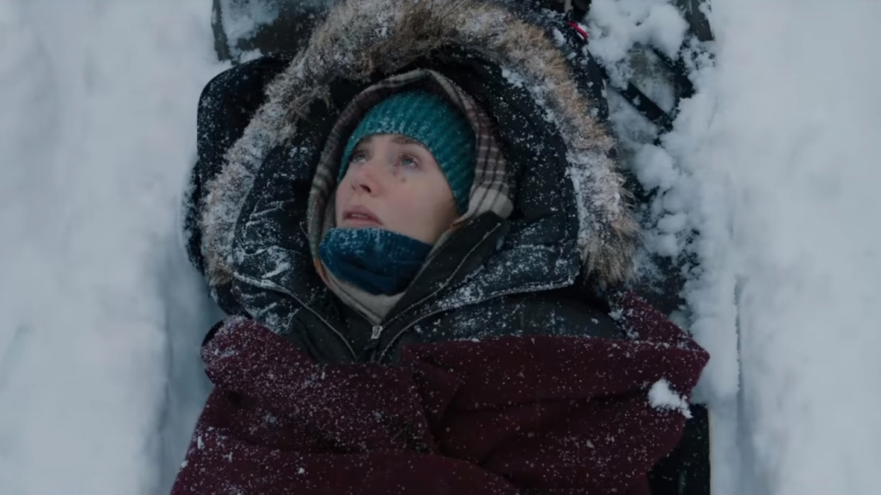 Elba en Winslet vast in 'The Mountain Between Us' trailer