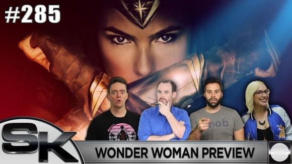 Schmoes Knows - Wonder woman preview: sk show #285