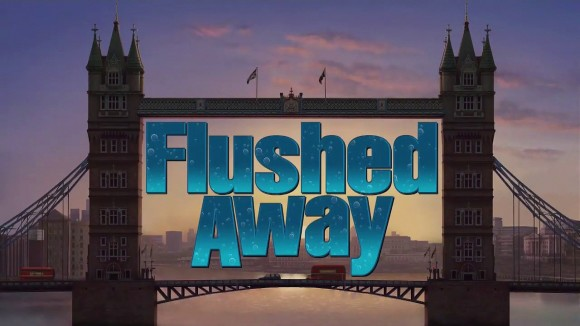 Channel Awesome - Flushed away - dreamworksuary