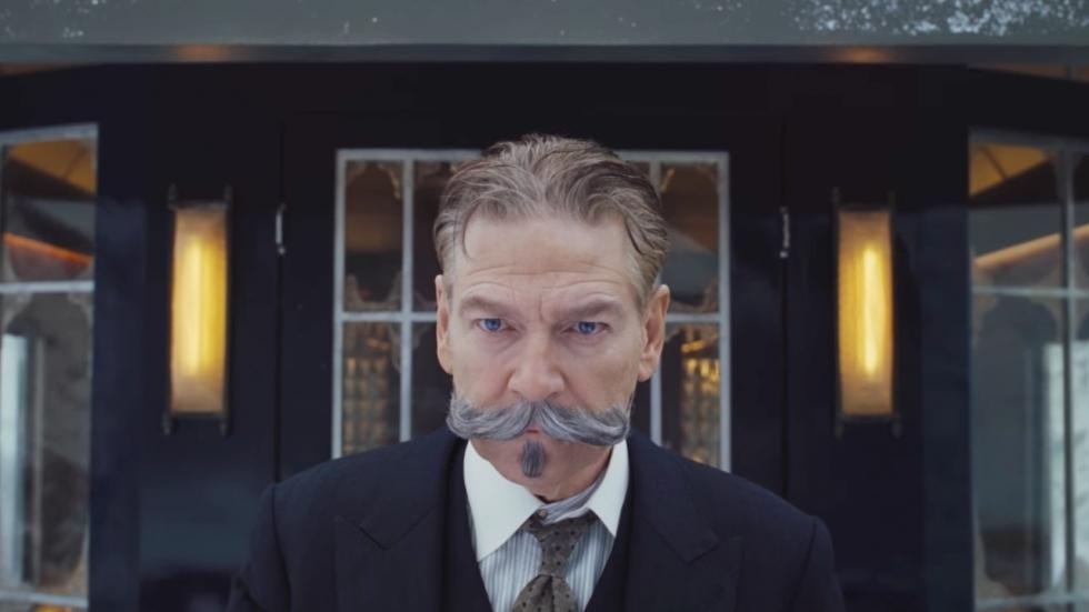 Iedereen is verdacht in eerste trailer 'Murder on the Orient Express'