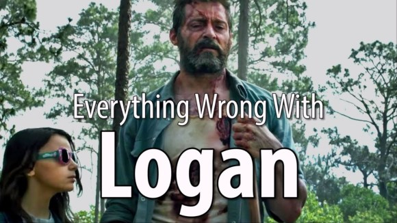 CinemaSins - Everything wrong with logan in 17 minutes or less