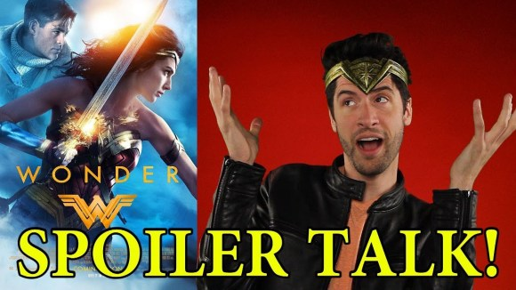 Jeremy Jahns - Wonder woman - spoiler talk