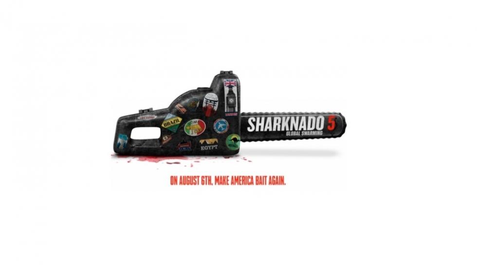Vijfde 'Sharknado' krijgt titel en waslijst cameo's