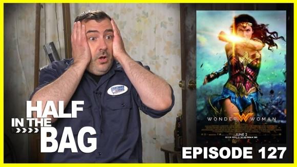 RedLetterMedia - Half in the bag episode 127: wonder woman
