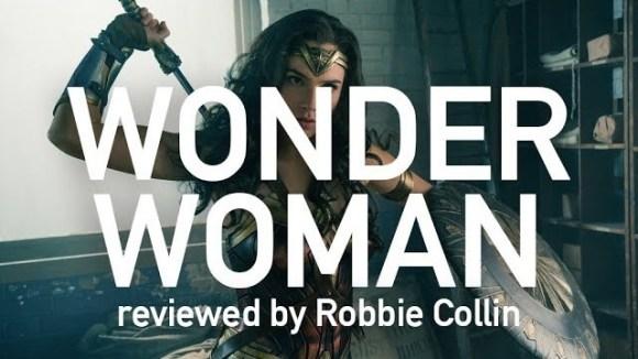 Kremode and Mayo - Wonder woman reviewed by robbie collin