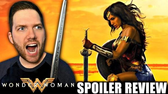 Chris Stuckmann - Wonder woman - spoiler review