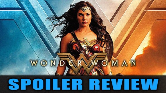 Schmoes Knows - Wonder woman spoiler review