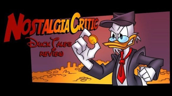 Channel Awesome - Duck tales - nostalgia critic