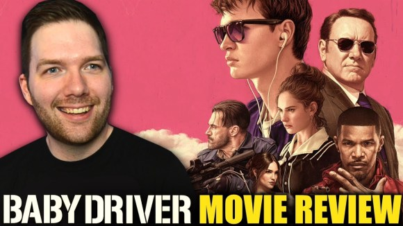 Chris Stuckmann - Baby driver - movie review