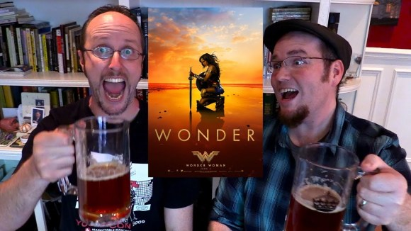 Channel Awesome - Wonder woman - sibling rivalry