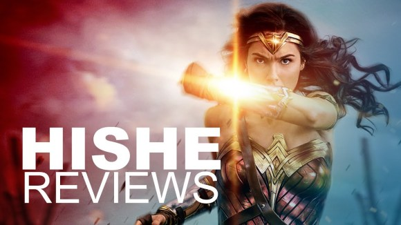 How It Should Have Ended - Wonder woman - hishe review (spoilers)