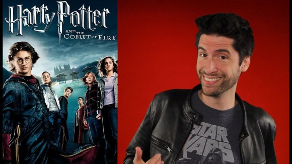Jeremy Jahns - Harry potter and the goblet of fire - movie review