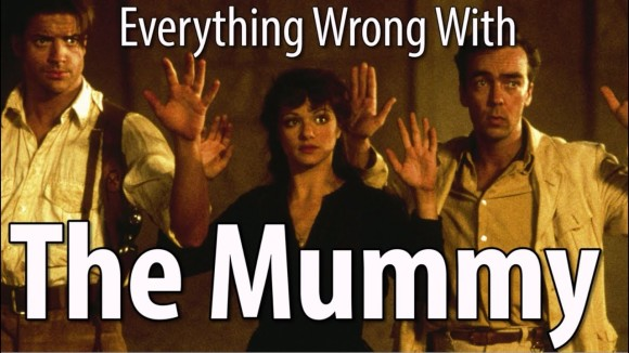 CinemaSins - Everything wrong with the mummy (1999)
