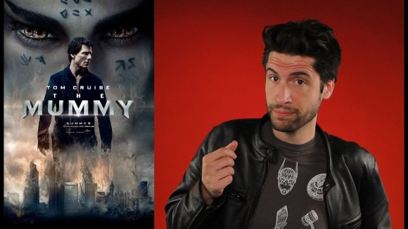 Jeremy Jahns - The mummy - movie review