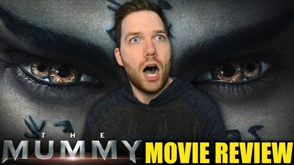 Chris Stuckmann - The mummy - movie review