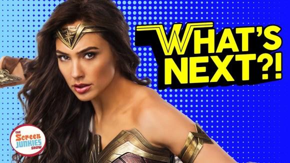 ScreenJunkies - What's next for wonder woman??