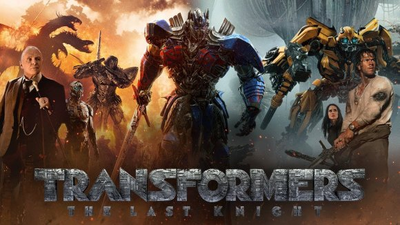 Transformers: The Last Knight -New International Trailer