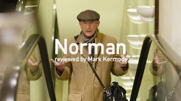Kremode and Mayo - Norman reviewed by mark kermode