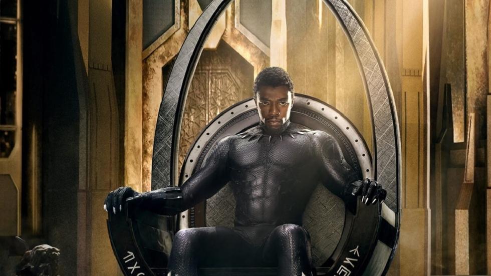 Teaser trailer voor Marvels 'Black Panther'!