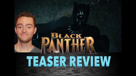 Schmoes Knows - Black panther teaser trailer reaction & review