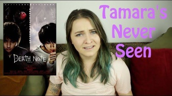 Channel Awesome - Death note - tamara's never seen
