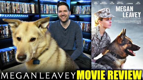 Chris Stuckmann - Megan leavey - movie review