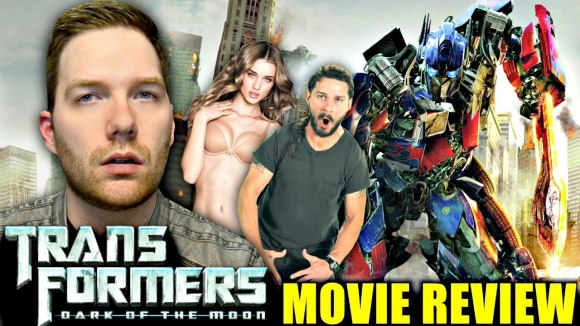 Chris Stuckmann - Transformers: dark of the moon - movie review