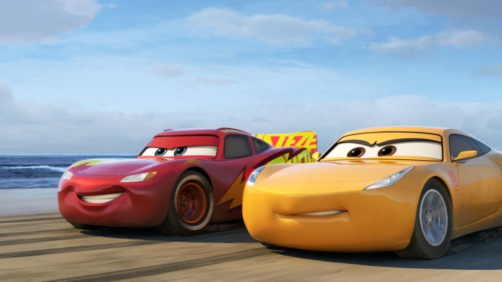 Laatste trailer 'Cars 3' zoekt de limiet op