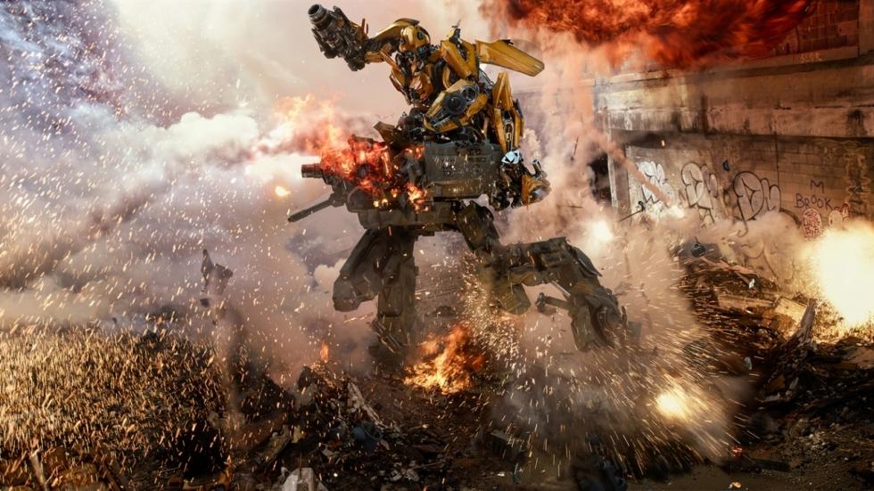 'Transformers'-film in Oude Rome in de maak