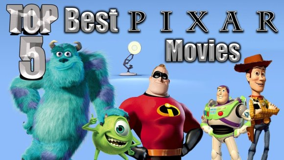 Channel Awesome - Top 5 best pixar movies